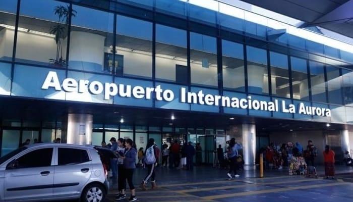 Guatemala Airport closed