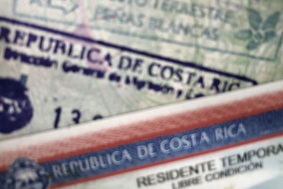 Costa Rican Residency