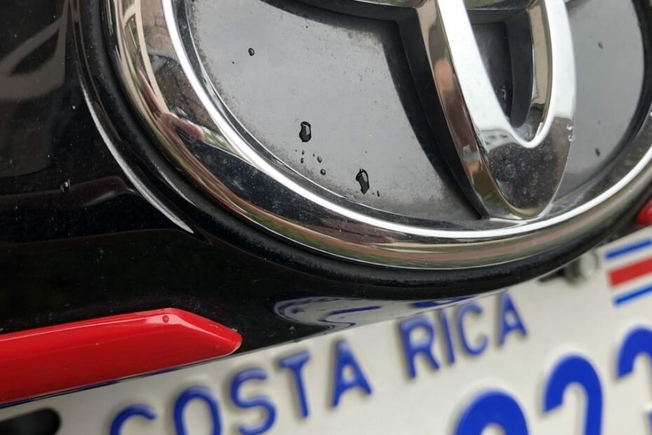 Costa Rica Vehicular Restrictions