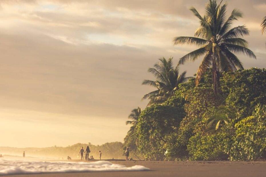 Beaches in Central America