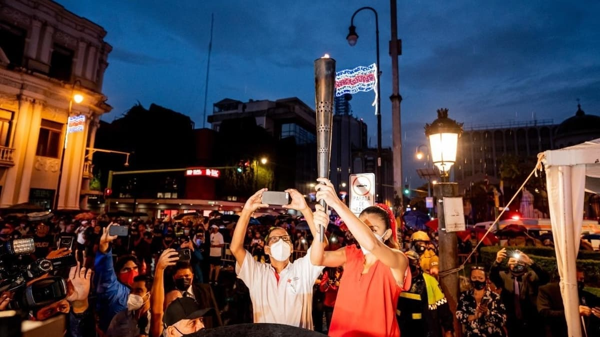 Central America Independence Celebrations